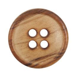 Milward Knoop hout 17 mm (0248)