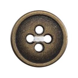 Milward Knoop metaal 17 mm (0279)