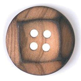 Milward Knoop hout 22 mm (0518)