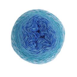 Durable Colour Cake Royal Blue Velvet (6004)