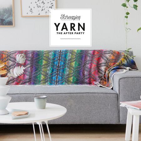 Scheepjes Yarn afterparty 47: Diamond Sofa Runner