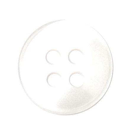 Milward Knoop parelmoer 11 mm (0859)