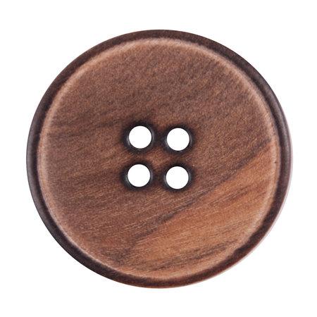 Milward Knoop hout 25 mm (0249)