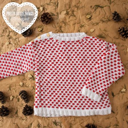 Scheepjes Brei of Haakpakket: 'Tis The Season Sweater