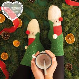 Scheepjes Breipakket: Santa's Socks