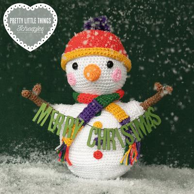 Scheepjes Haakpakket: Tuimelaar Wobbly Snowman