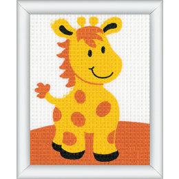 Vervaco Penelope Kit Girafje - Kits 4 Kids