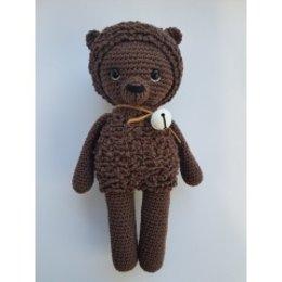 Garenpakket: Little Bear