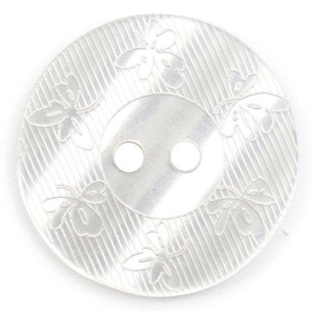 Milward Knoop glans 22 mm (0063)