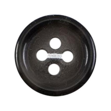 Milward Knoop glans 15 mm (0540)