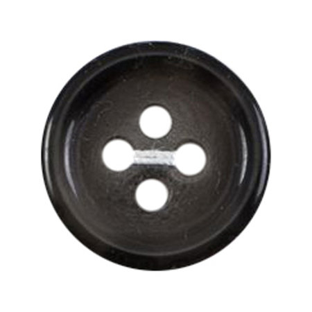 Milward Knoop glans 19 mm (0193)
