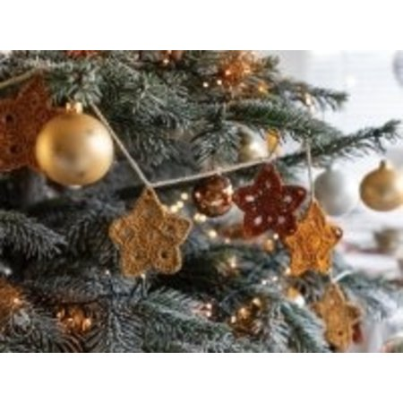 Durable Haakpatroon A Starry Christmas Tree