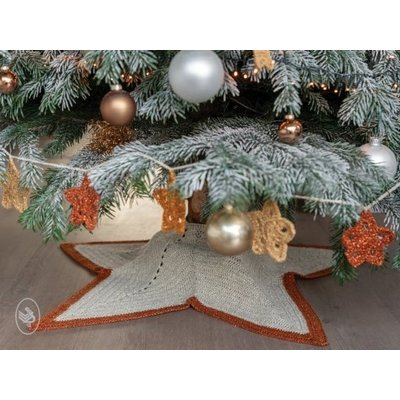 Durable Haakpatroon A Starry Christmas Tree