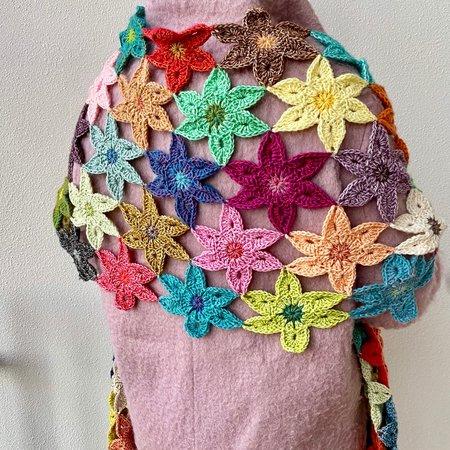 Caro's Atelier Haakpakket: Florida Flower Sjaal