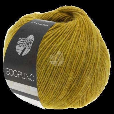 Lana Grossa Ecopuno 53 - Kerriegeel