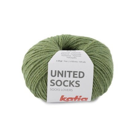 Katia United Socks Kaki (21)