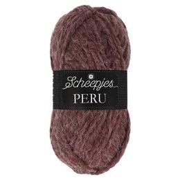 Scheepjes Peru 040 - bruinrood