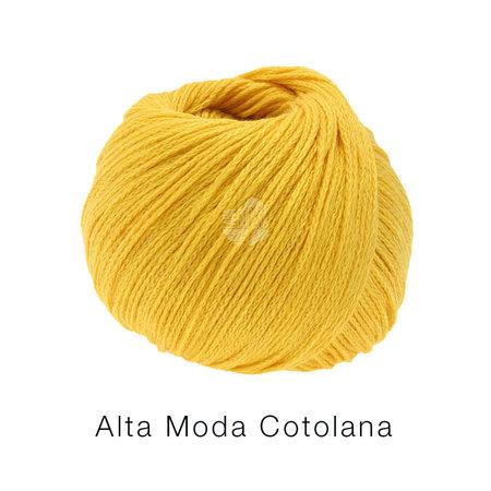 Lana Grossa Alta Moda Cotolana 01 - Geel