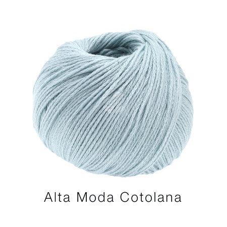 Lana Grossa Alta Moda Cotolana 11 - Ijsblauw