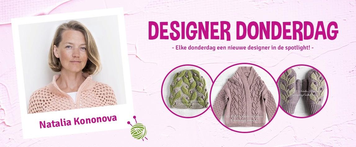 Designer Donderdag: Natalia Kononova