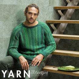 Scheepjes Nishio Sweater - Yarn 8