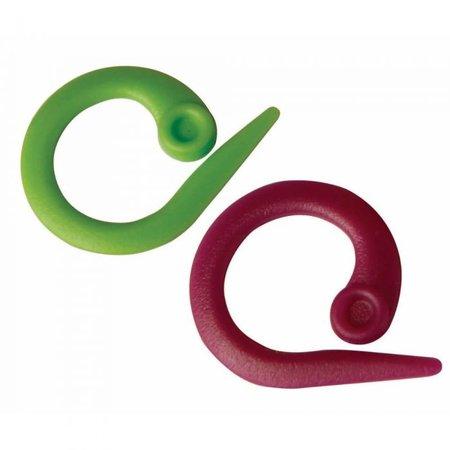 KnitPro Stekenmarkeerders split ring