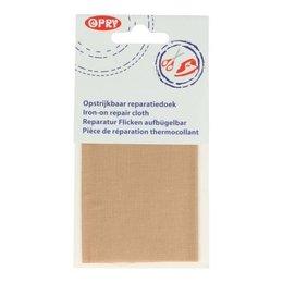 Opry Reparatiedoek Opstrijkbaar Beige (886)