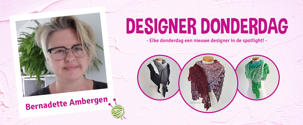 Designer Donderdag: Bernadette Ambergen