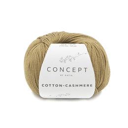 Katia Cotton cashmere 75 - Bruin