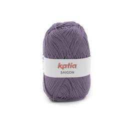 Katia Saigon 45 - donker paars