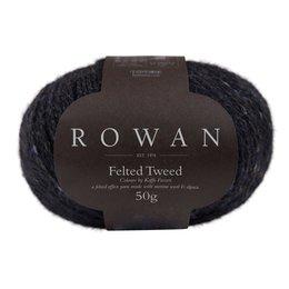 Rowan Felted Tweed Black (211)