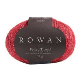 Rowan Felted Tweed Scarlet (222)