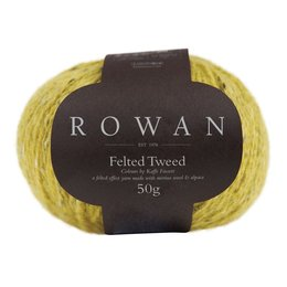 Rowan Felted Tweed Sulfur (220)