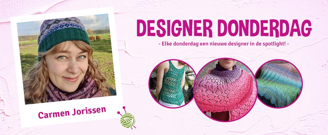 Designer Donderdag: Carmen Jorissen