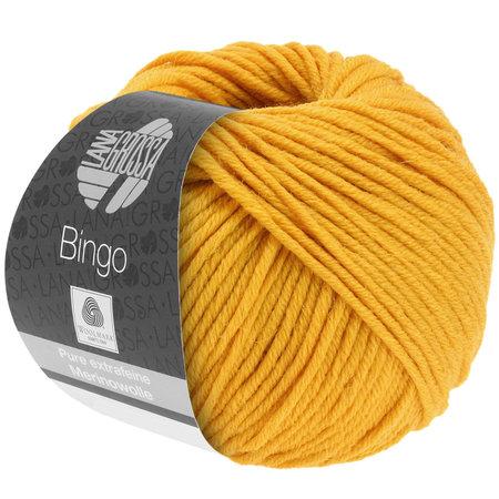 Lana Grossa Bingo 729 - Dooier geel
