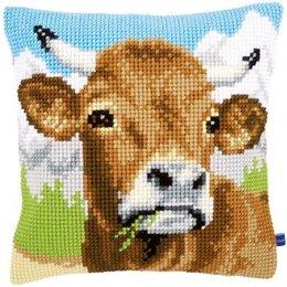 Vervaco Kussen Grazende koe