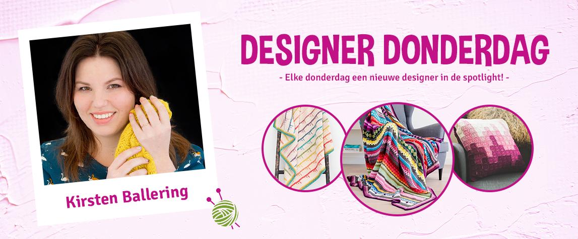 Designer Donderdag: Kirsten Ballering