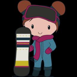 Caro's Atelier Haakpatroon Wintersport Outfit Carolientje (digitaal)