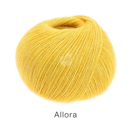 Lana Grossa Allora 01 - Geel