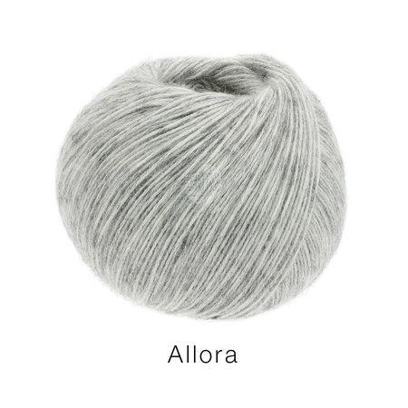 Lana Grossa Allora 11 - Licht Grijs