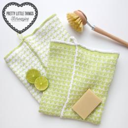 Scheepjes Breipakket: Clean Sweep Tea Towels