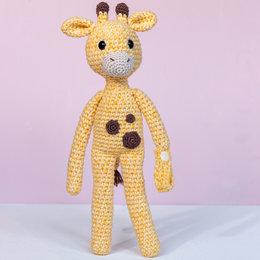 Durable Garenpakket: Speenknuffel Giraf (Bed & Bad)