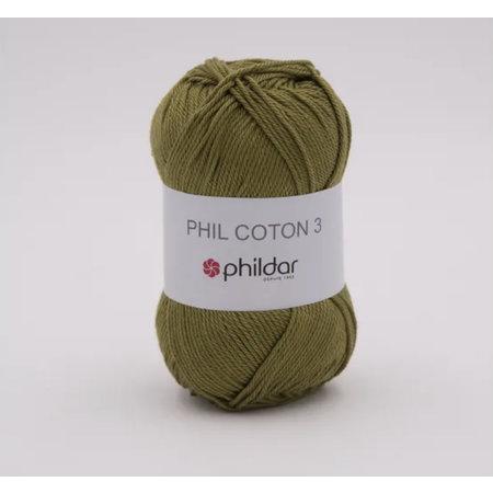 Phildar Phil Coton 3 - 2012 - Vegetal