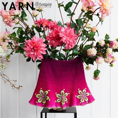 Scheepjes Garenpakket: Flora Skirt - Yarn 11