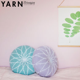 Scheepjes Garenpakket: Dandelion Clock Cushions - Yarn 11