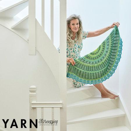 Scheepjes Garenpakket: Fibonacci Shawl - Yarn 11