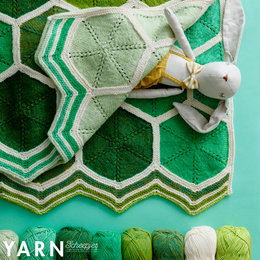 Scheepjes Garenpakket: Chlorophyll Blanket - Yarn 11