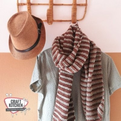 Durable Haakpakket: Lente Sjaal