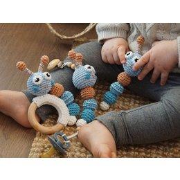 Durable Haakpakket: Rups Baby Accessoires