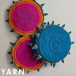 Scheepjes Garenpakket: Venus Fly Trap Cushion - Yarn 11